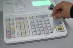 Tastaturabdeckung für CASIO SE-Sxxx