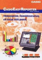 CASIO EASY REPORTER